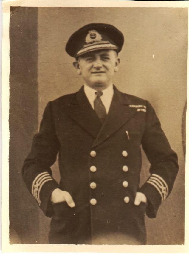 Captain John Wharton - Uncle John